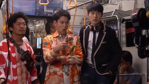 沙雕侦探三人组上线,王宝强刘昊然爆笑演绎,花絮片场欢乐多