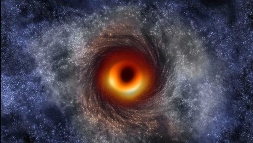 黑洞为何会高速旋转?原来跟它吞噬能领有关,越吞转越快!