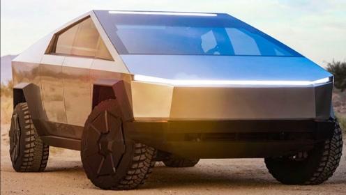"""特斯拉""""最亲民""""的车,4万元买电动皮卡车,续航达到800公里"""