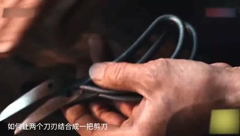 日本匠人打造世界最贵剪刀,一把20多万,猜猜用来干啥?