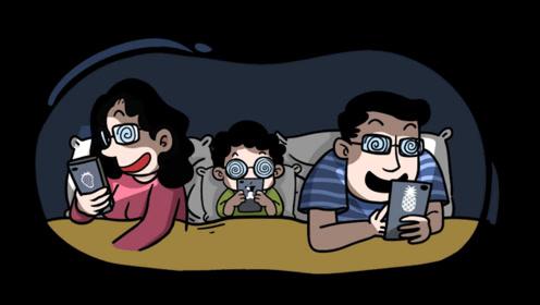 长期睡前玩手机的人,3个麻烦可能找上你