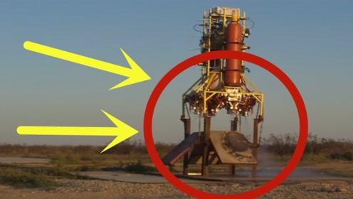 机智小伙特制发明火箭,看这张牙舞爪的很是威风,下一秒我彻底控制不住了!