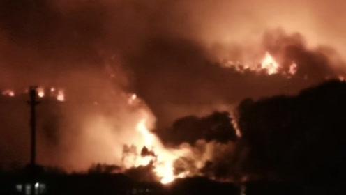 最新!佛山山火东线复燃,广东启动森林火灾Ⅲ级应急响应