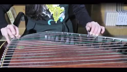 古筝弹奏经典《梁祝》,真是太好听了,满满的都是回忆!