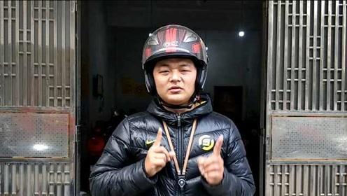 """聋人外卖""""送单王"""":沟通靠打字,因爱自由做骑手"""