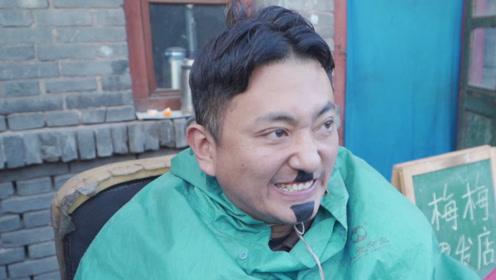 搞笑短剧:小伙让美女做发型,结果美女把小伙做成了兵马俑!