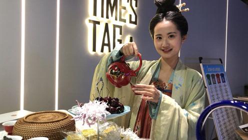一起穿越到唐朝吃顿下午茶 是种什么样的体验?