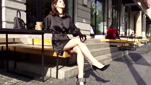 喜欢穿高跟鞋和平底鞋的女性,10年后会有什么不同?很多人都想错了