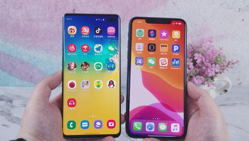 星果大战!三星S10+对飙iPhone11ProMax!