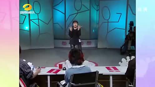 05超女好有趣:女生唱飞儿乐团《你的微笑》沙哑声音,好妖娆!