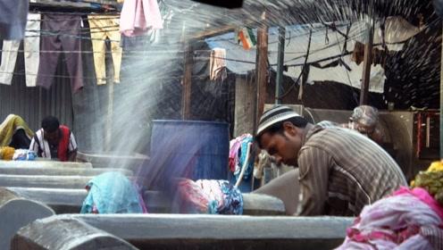 印度千人洗衣厂收入到底有多低?不亲耳听到根本不敢相信