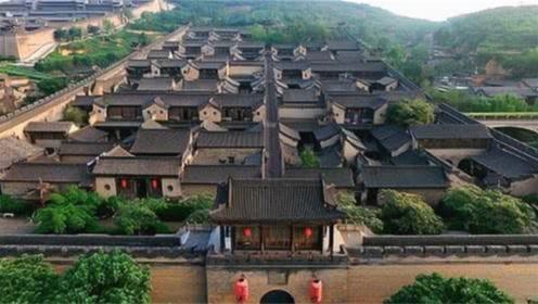 中国最牛的私人宅院,比故宫还大一倍,院内竟还有圣旨!