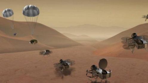 土卫六探索计划已开启,NASA公布下阶段任务,蜻蜓号成主角