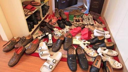 不管家里有没有钱,这2种鞋子要切记扔掉,不是迷信,后悔知道得晚