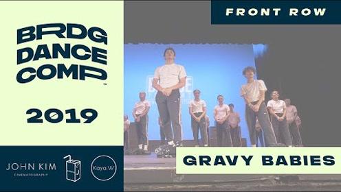 美国青少年齐舞赛事Bridge Jrs 2019青少年组季军