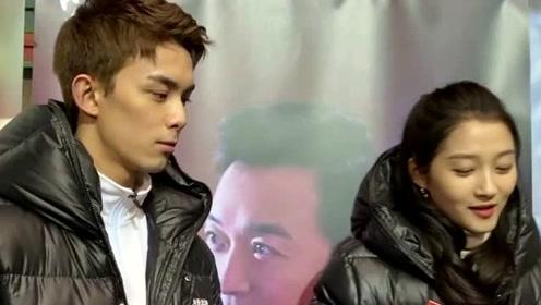 关晓彤戏称与吴磊相处像姐妹 回应不会选剧本质疑
