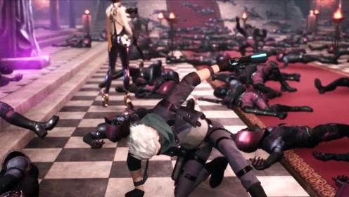 《枪神记》AMV:这么炫的打斗术,难道是传说中的枪斗术?