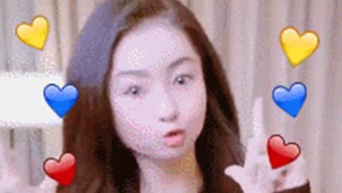 张柏芝被自己童颜萌翻 表示想生女儿