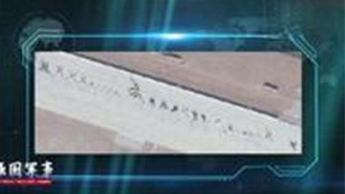 美方发布一张卫星图片在国外火爆,中国各种类型无人机整齐摆成一排