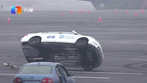 中国汽研智能网联汽车试验基地在重庆大足落成