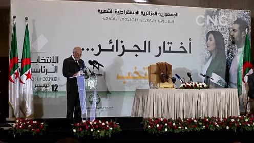 特本在阿尔及利亚总统选举中得票领先