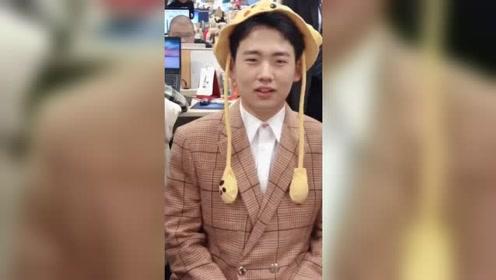 德云社相声演员郭麒麟成功进入娱乐圈了,这搞笑气质太受欢迎了