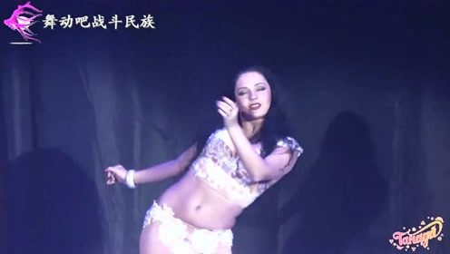 """一上场就亮""""绝活儿""""!乌克兰""""舞蹈皇后""""的表演,粉丝都沸腾了"""