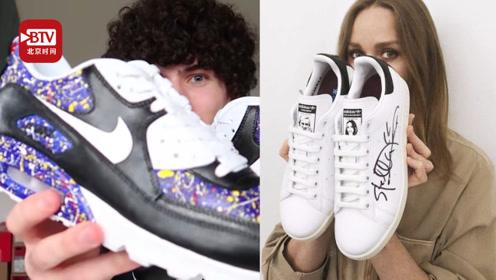 """阿迪、耐克力推""""纯素""""运动鞋 美国体育顾问:年轻人愿为环保买单"""