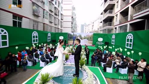 竹山婚礼制造,婚礼作品集锦