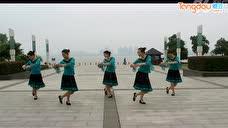 宜兴绿茶广场舞《泊岸》 応子广场舞系列