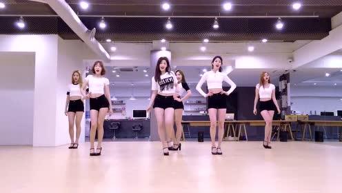 LABOUM《Hwi hwi》舞蹈练习室版