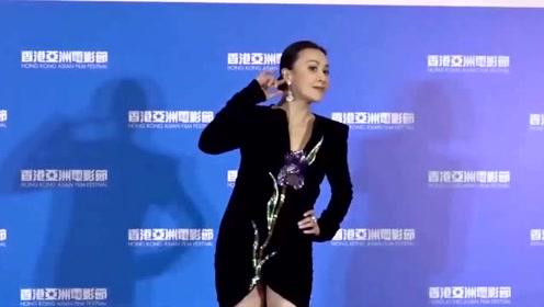 51岁刘嘉玲称怀孕传闻是国际玩笑 生孩子会找代孕