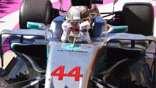 三分钟看完奔驰AMG F1四连冠的秘密!