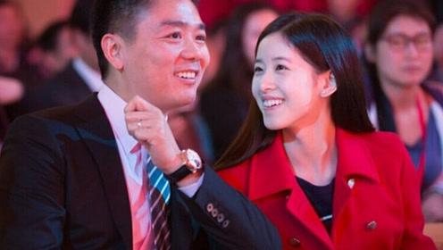 章泽天晒自拍秀恩爱 刘强东就像是一个小迷弟