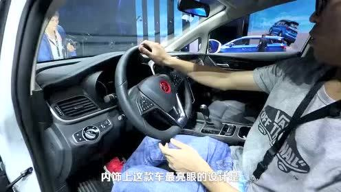 比亚迪宋MAX 7座车量产版现场体验,内饰真不像8万块的车!