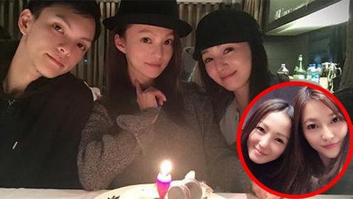 张韶涵晒姐弟三人合影 和妹妹神撞脸难以辨认
