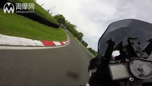 KTM 1190卡德威尔赛道公园之旅 摩托车视频