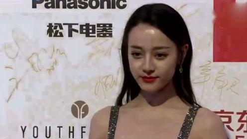 2018金鹰节女神呼声排行,热巴、郑爽、杨颖全输给了她