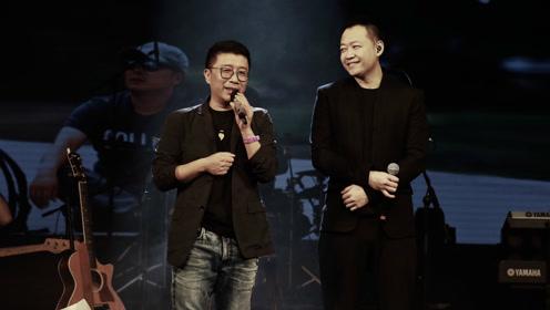 邢天溯担任庞龙走着唱着巡回演唱会赣州站嘉宾,献唱《月光》