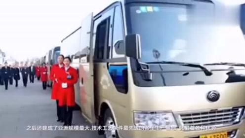 中国公路之王 他在全球各地卖出6万辆大巴,逆袭成为销量冠军