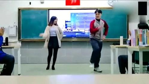 别人家的老师系列!物理老师跳《极乐净土》全班学生尖叫!
