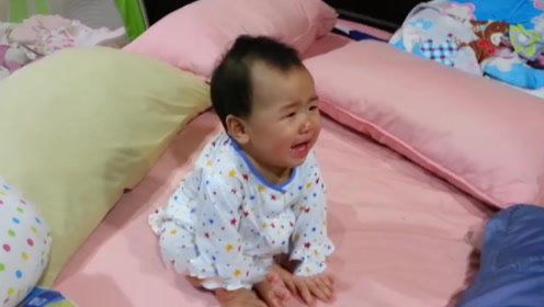 宝宝睡醒后的这三种表现,反应了宝宝的性格,快来比对一下吧