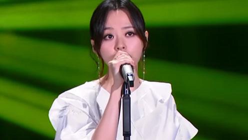 张靓颖把《东西》再次唱火,果然和网络歌手水平不一样,太好听了!