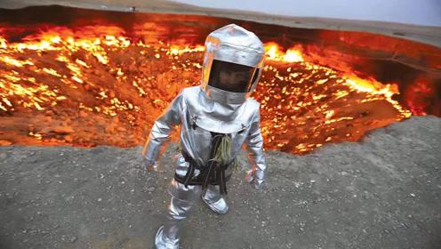 """地球真实存在的""""地狱之门"""",燃烧了整整40余年,至今无人能灭火"""