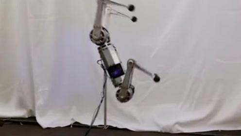 MIT开发会后空翻的机器狗Mini Cheetah