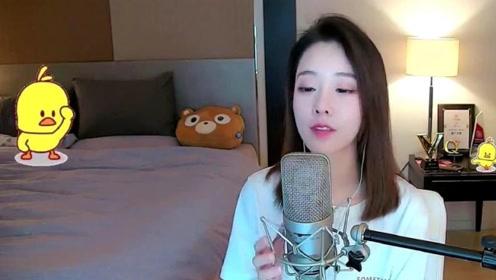 冯提莫:直播翻唱《丫头》,这甜美声线是初恋的感觉,实力圈粉!