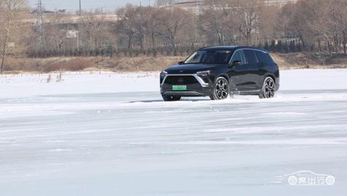 蔚来ES8首次冰雪越野测评!惊喜与BUG并存,哪个更让你意外?