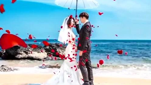 那些好看的结婚照是这样拍出来的,摄影师好厉害,拍的太好看了