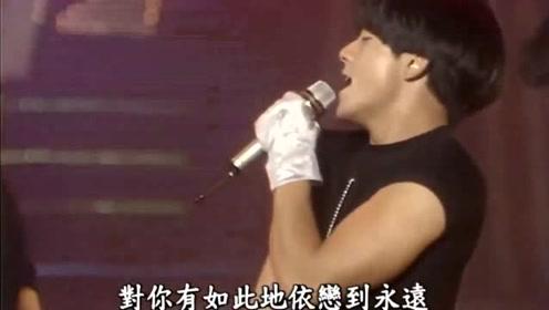 郭富城大跳热舞《我心狂野》,活力感十足!