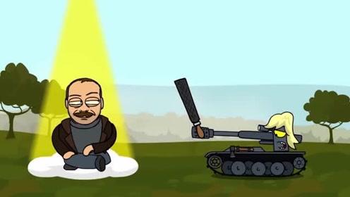 坦克世界:凭什么蟋蟀用鱼竿不玩了,我心态崩掉了